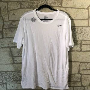 NWT Nike Dry-Fit Cotton Tee